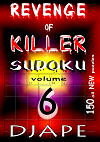 Revenge of Killer Sudoku, volume 6
