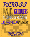 Picross , Hanjie , Griddlers , Nonograms , volume 1