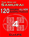 The Way of Samurai Sudoku, volume 4