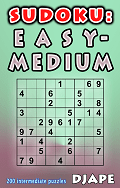Sudoku Easy Medium book