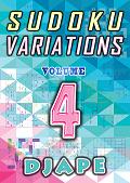 Sudoku Variations book, volume 4
