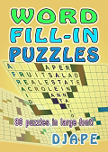 Word Fill In puzzles