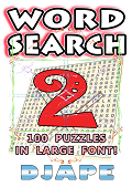Word Searches book, volume 2