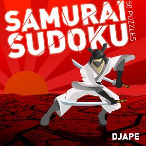 Samurai Sudoku game for Kindle