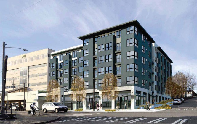 Apartments On Dexter In South Lake Union
