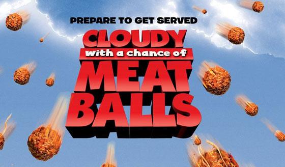 Chance of Meatballs