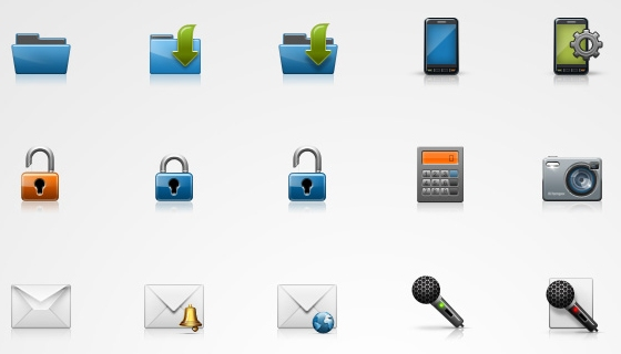 50 New High Quality Icon Sets 18