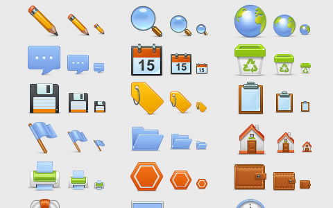 50 New High Quality Icon Sets 4