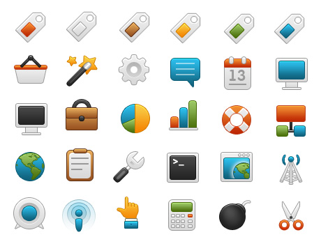 Friday Freebies: Free Vector Icon Packs 4