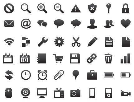 Friday Freebies: Free Vector Icon Packs 9