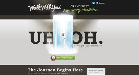 35+ Creative 404 Error Page Designs 19