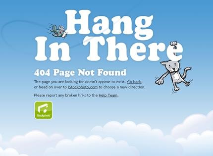 35+ Creative 404 Error Page Designs 22