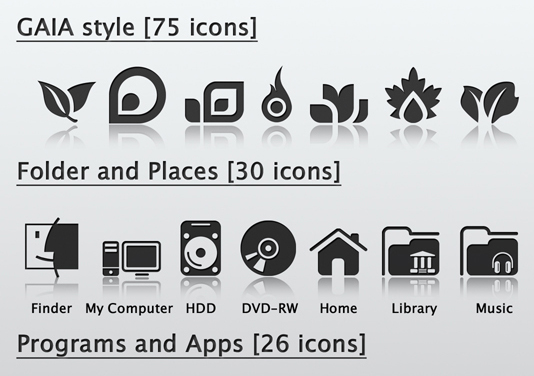 22 Beautiful Free Icon Sets For Your Next Design 6