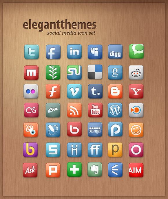 22 Beautiful Free Icon Sets For Your Next Design 7