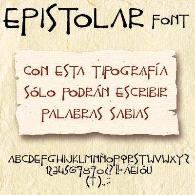 28 High Quality Fresh Free Fonts 13