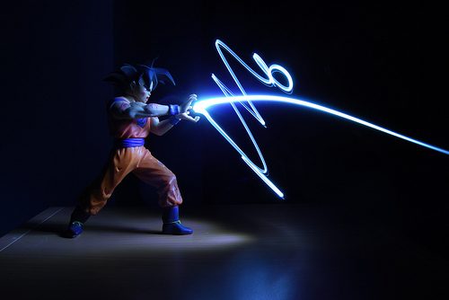 40+ Awesome Light Graffiti Pictures 26