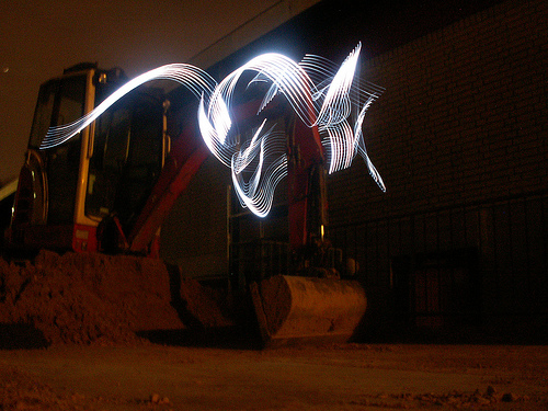 40+ Awesome Light Graffiti Pictures 35