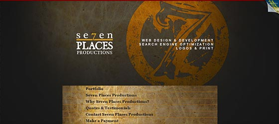 50+ Beautiful Single Page Website Designs For Your Inspiration 28