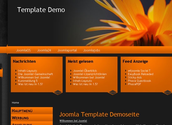 30 Free Joomla Website Themes Collection 24
