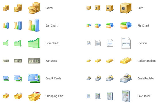 Best Free E-Commerce Icons For Web Designers 6