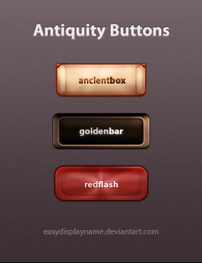 25 Beautiful Free Buttons for web designers with source file 11