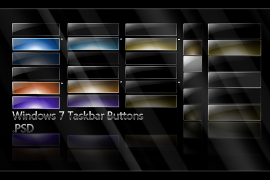 25 Beautiful Free Buttons for web designers with source file 4