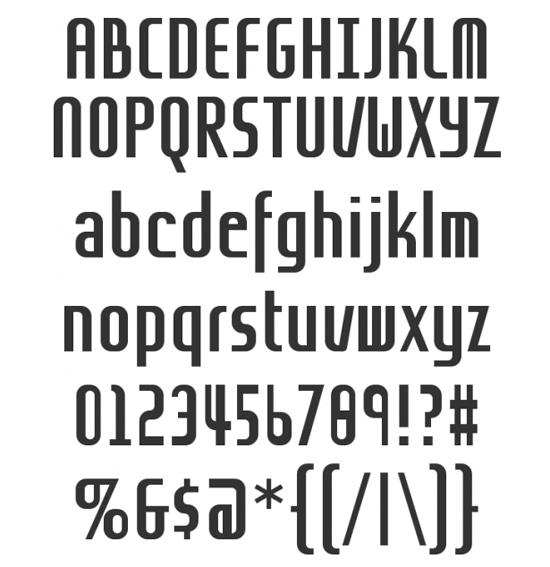 Free Sans Serif Fonts Ultimate Collection Part 1 11
