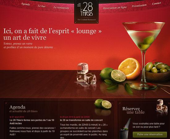 Fresh Beautiful and Inspirational Web Design Interfaces 8