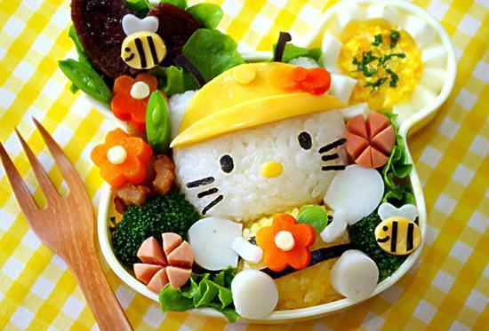 20+ Creative and Interesting Bento Box Art 10