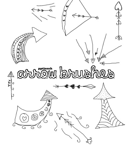 25 Excellent Sets of Free Adobe Illustrator Brushes 4