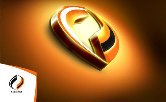 25 Spectacular Creative 3D Logos from Deviant Art 12