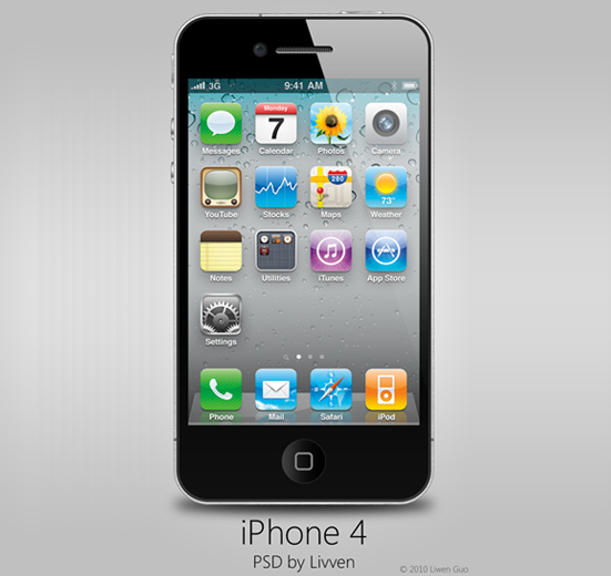 20 iPhone PSD Collection for Your Inspiration 9