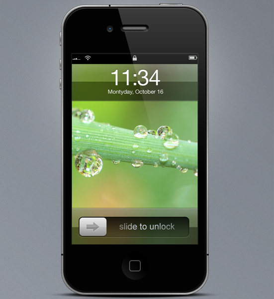 20 iPhone PSD Collection for Your Inspiration 11