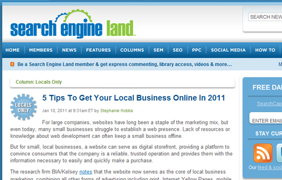 Top 10 Hand Picked SEO Blogs to Improve Your SEO Knowledge 1