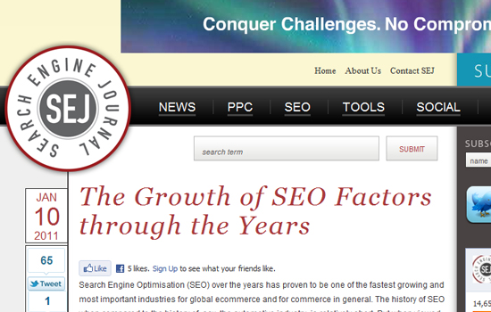 Top 10 Hand Picked SEO Blogs to Improve Your SEO Knowledge 4