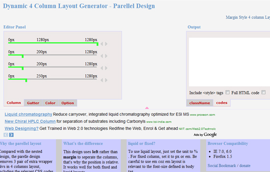 20 Useful Tools and Generators for Web Designers to Develop CSS 7