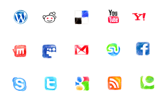 10 Most Useful and Beautiful Free Icon Set for Web Designers 8