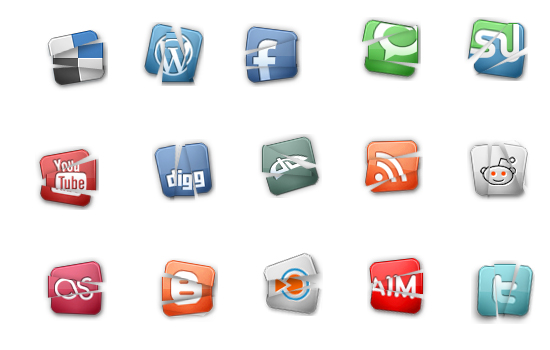 10 Most Useful and Beautiful Free Icon Set for Web Designers 4