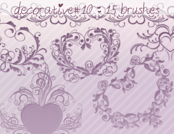 20 Set of Useful Free Photoshop Brushes for Designers 7
