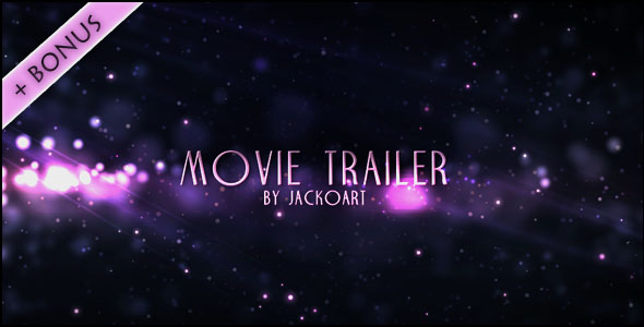 25 Amazing After Effect Templates for Movie Trailers 17