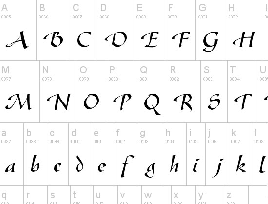 15 Beautiful New Free Fonts for Designers 12
