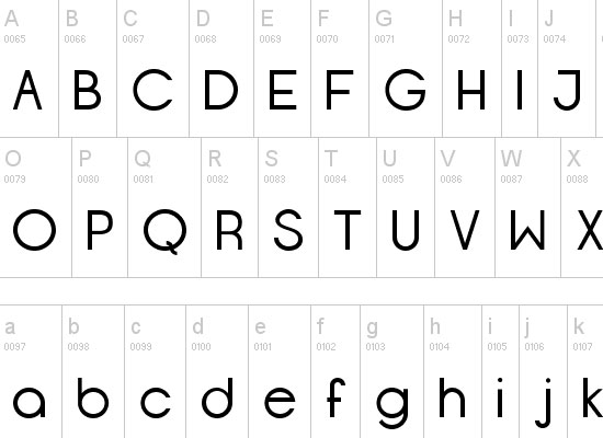 15 Beautiful New Free Fonts for Designers 3