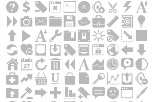 15 Creative and Most Useful Free Icon Pack for Designers and Developers 8