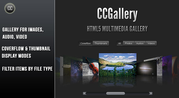 20 High Quality HTML5 Multimedia Element for Designers 1