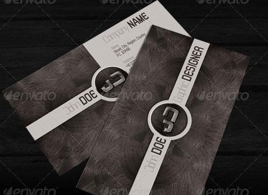 20 Excellent Premium Business Card Design Resources 10