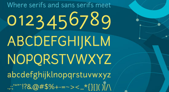 20 Free Fonts Suitable for Titles and Headlines 4