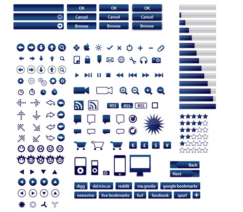 10 Free Useful Web UI Elements and Resources 1