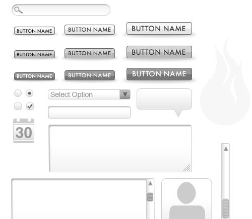 10 Free Useful Web UI Elements and Resources 3