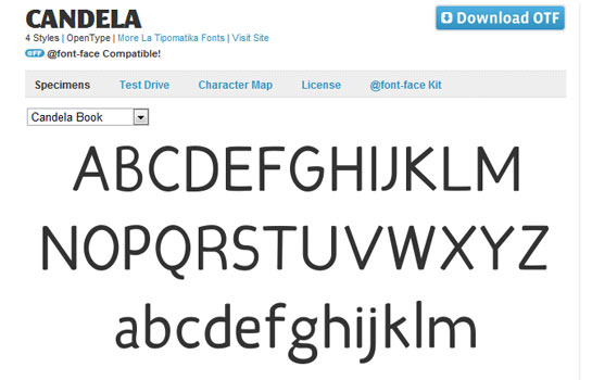 11 Most Efficient Free Fonts to Create Elegant Designs 1