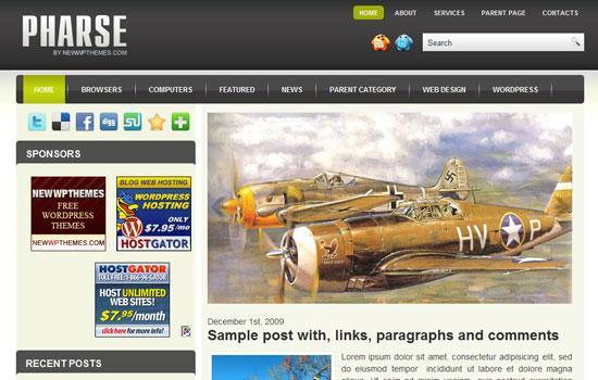 20 Beautiful Wordpress Themes for Free Download 7